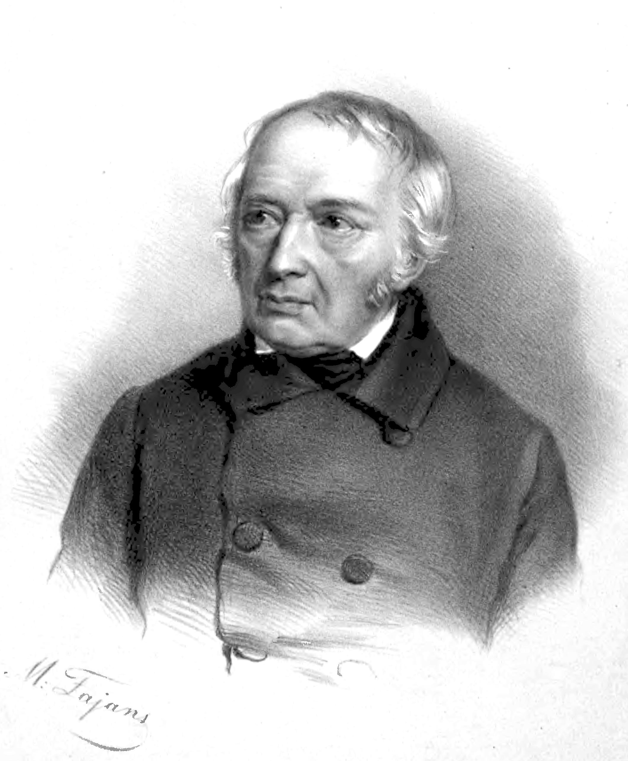Józef Elsner, rys. Maksymilian Fajans