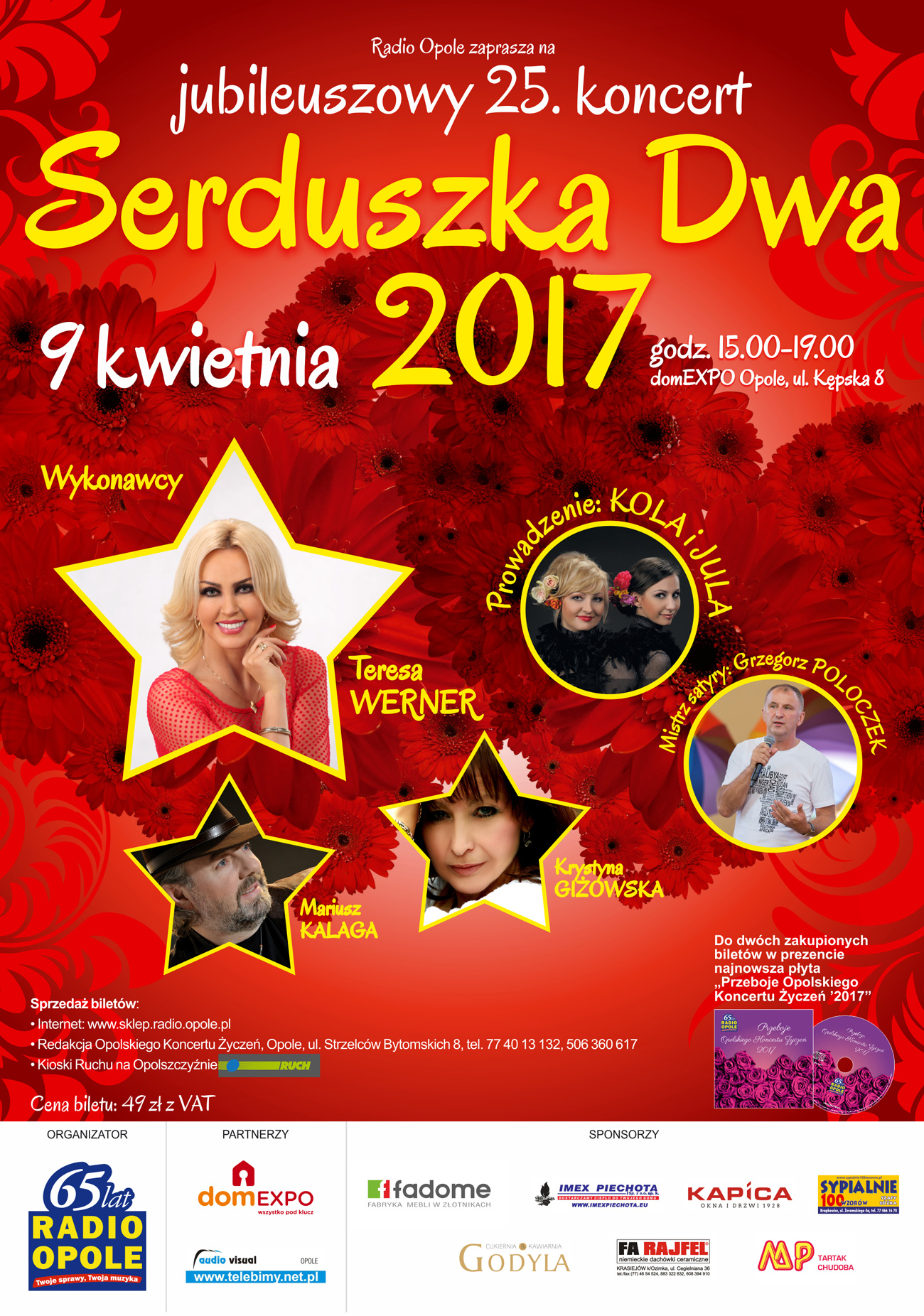 Serduszka Dwa 2017
