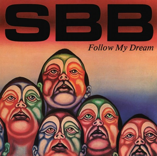 SBB follow my dream-okladka
