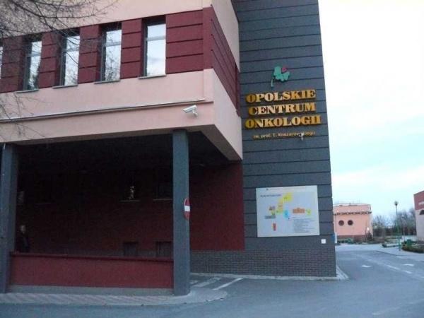 Opolskie Centrum Onkologii. Fot. J. Maćkowiak