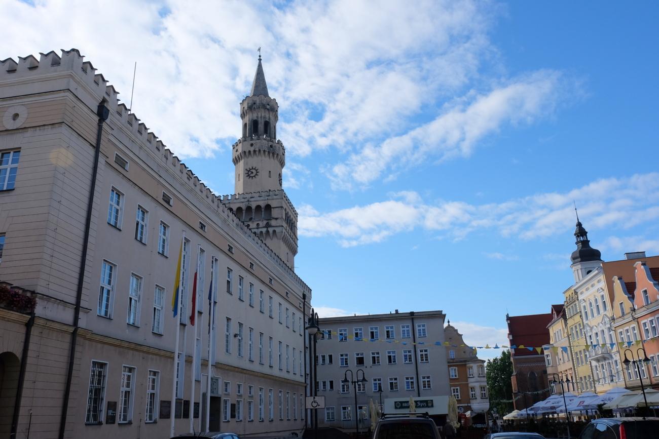 Urząd Miasta Opola [fot. Wanda Kownacka]