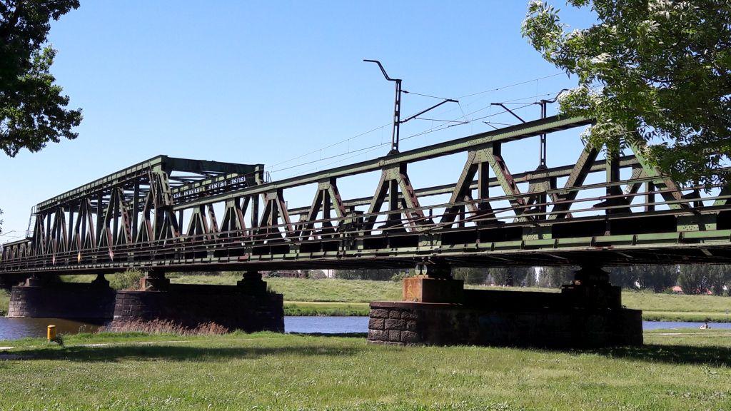 Most kolejowy na Pasiece [fot. Aneta Skomorowska-Kobza]