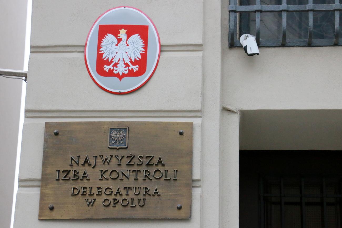Najwyższa Izba Kontroli Delegatura w Opolu [fot. Justyna Krzyżanowska]