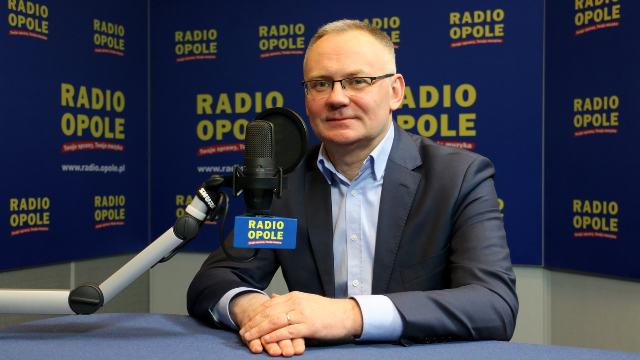 Mirosław Pietrucha [fot. Justyna Krzyżanowska]