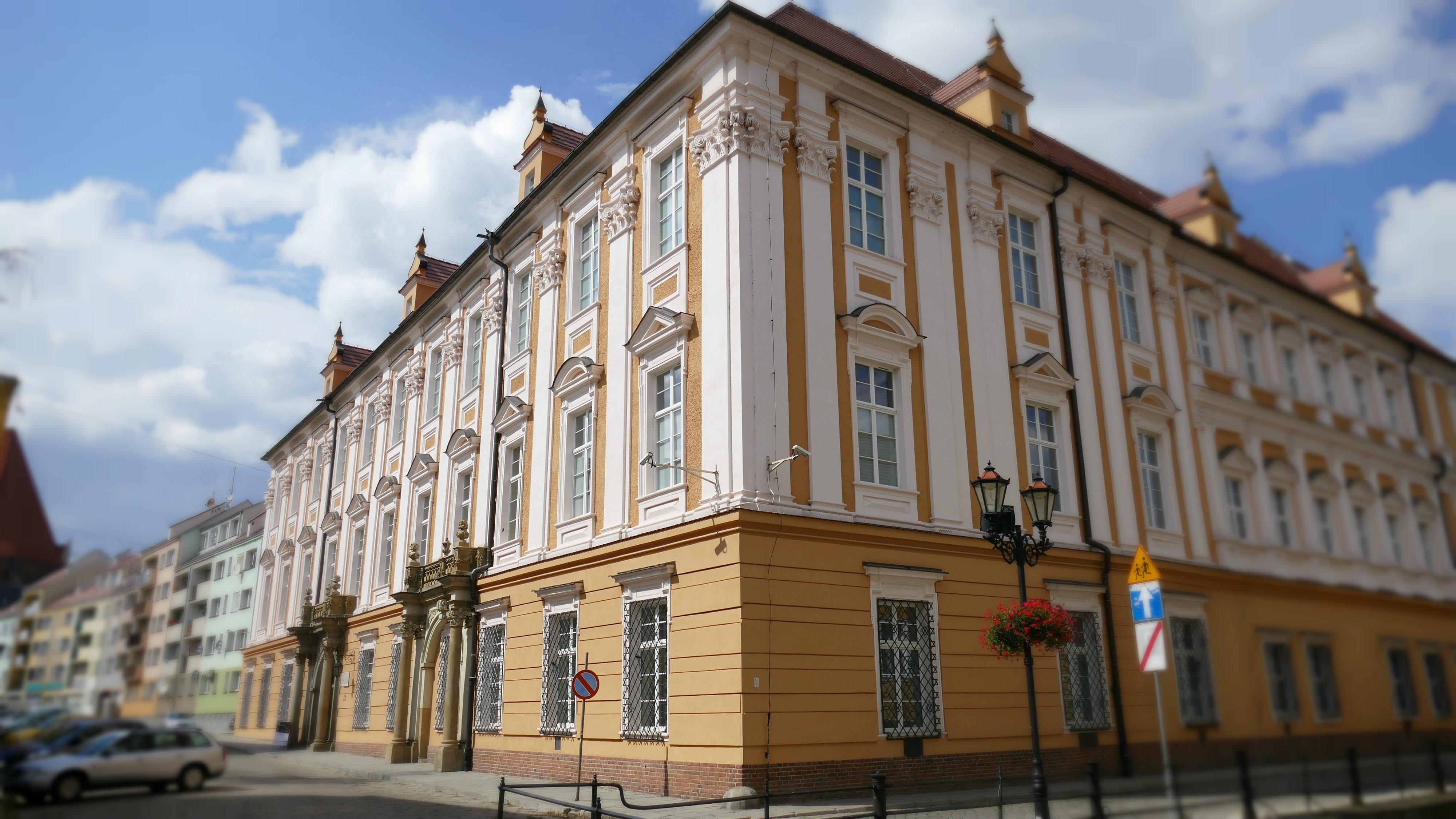 Muzeum Powiatowe w Nysie © [fot. Małgorzata Ślusarczyk]