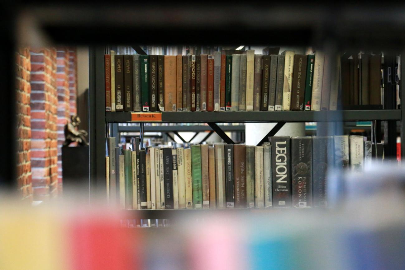 Trzecie spotkanie wokół twórczości Leopolda Tyrmanda w bibliotece