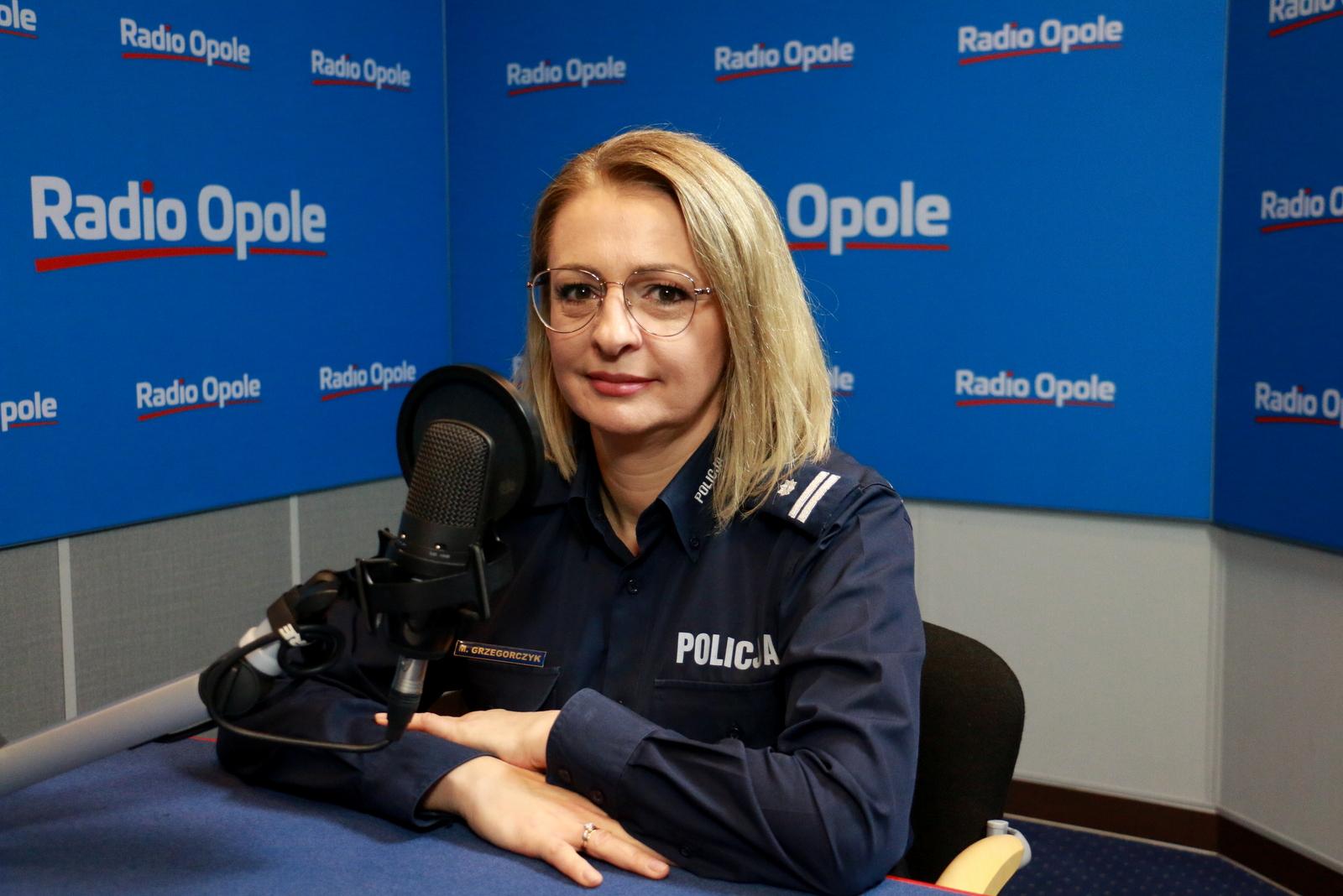 Marzena Grzegorczyk [fot. Agnieszka Lubczańska]