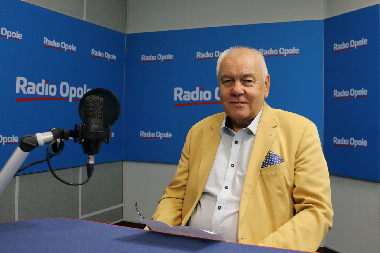 Maciej Stefański [fot. Martyna Bobrowska]