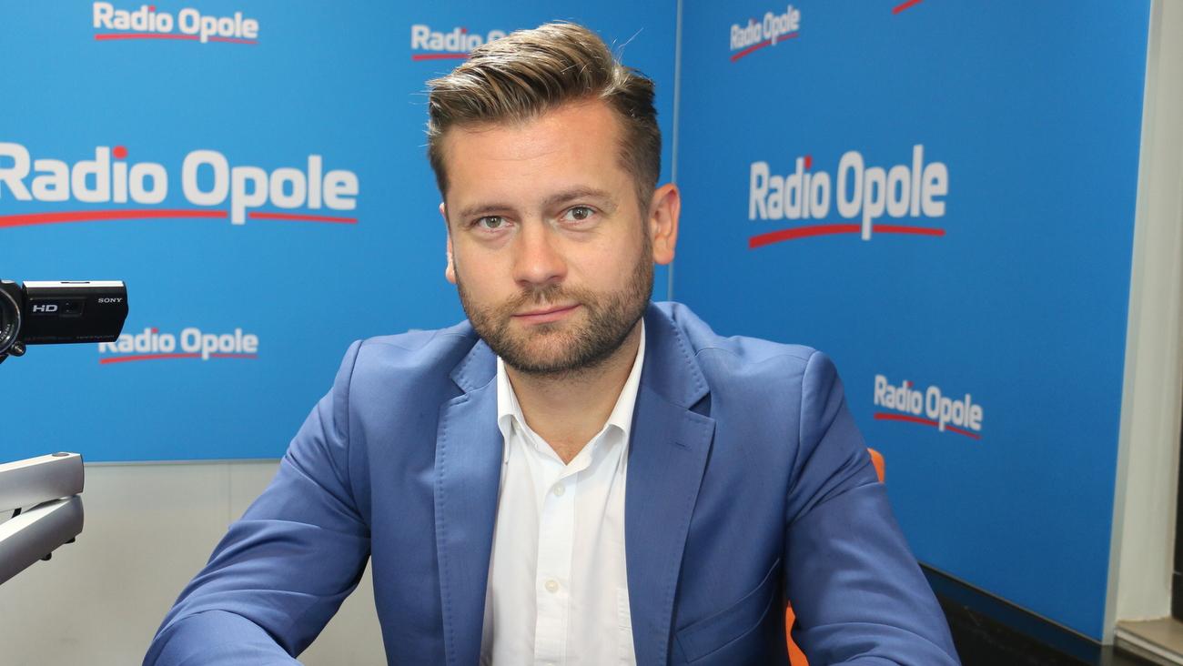 Kamil Bortniczuk [fot. Martyna Bobrowska]