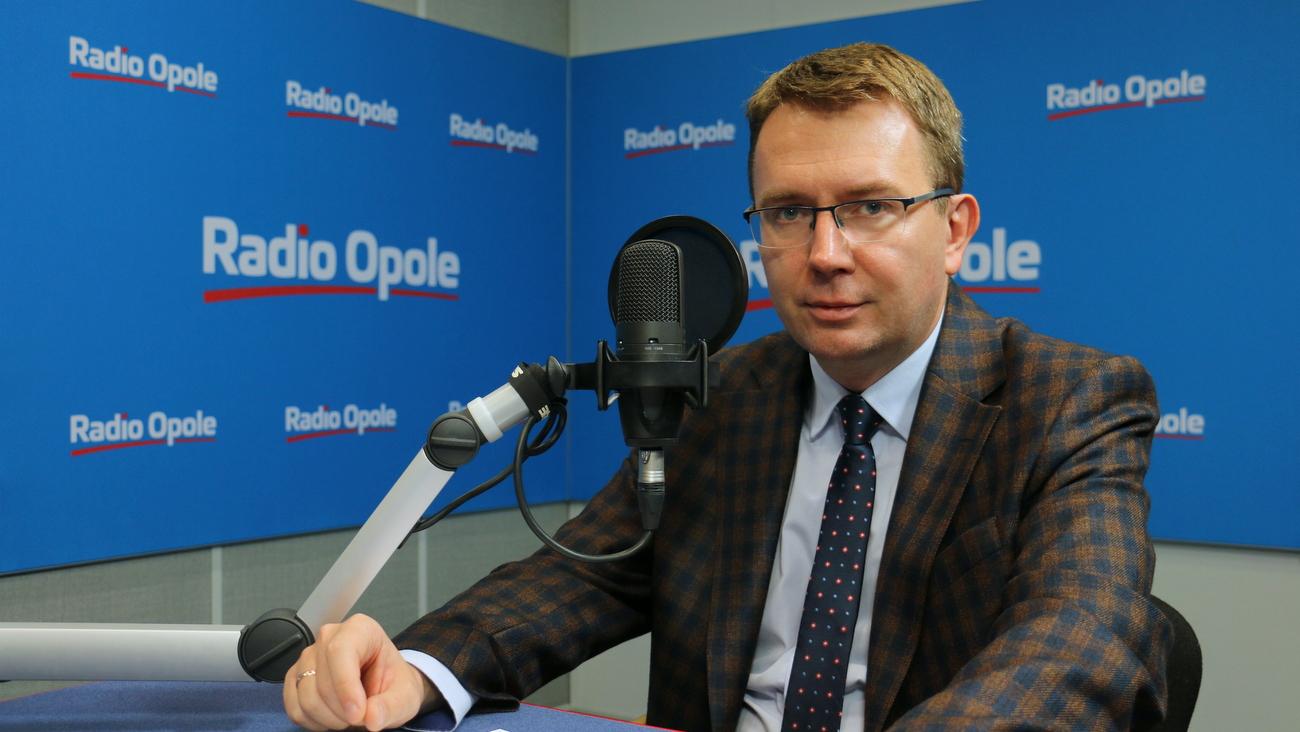 Rafał Tkacz [fot. Justyna Krzyżanowska]