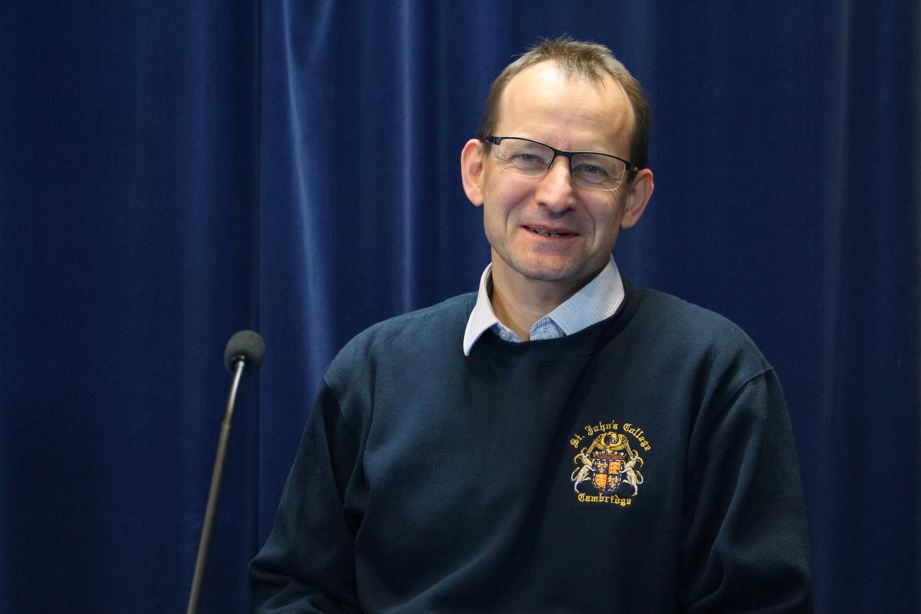 Lesław Adamczyk [fot. Justyna Krzyżanowska]