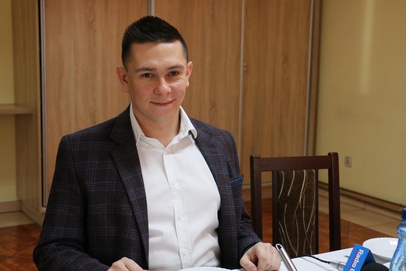 Piotr Bujak [fot. Justyna Krzyżanowska]