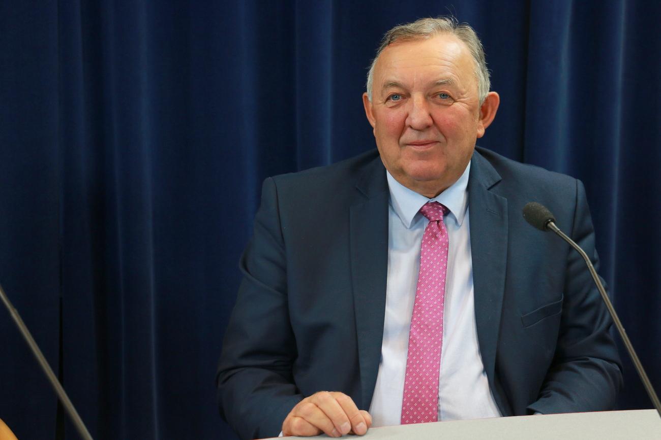 Adam Krupa, KWW Obywatelski Komitet Głubczyc [fot. Justyna Krzyżanowska]