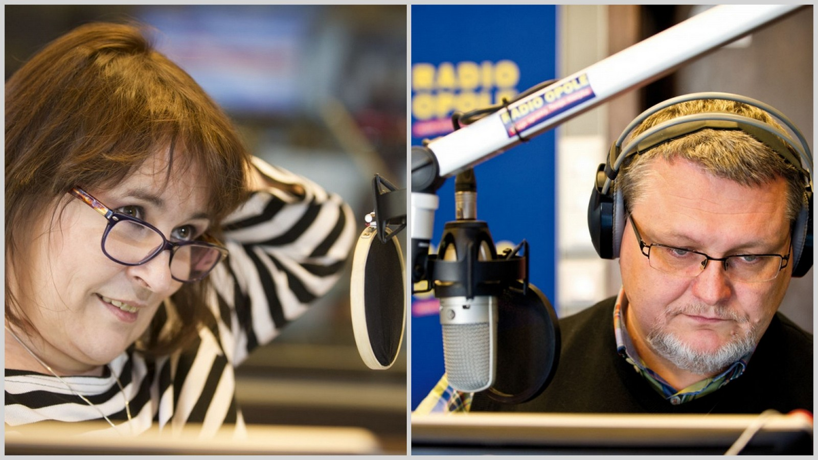 Beata Granatowska i Ireneusz Prochera [fot. Paweł Stauffer]