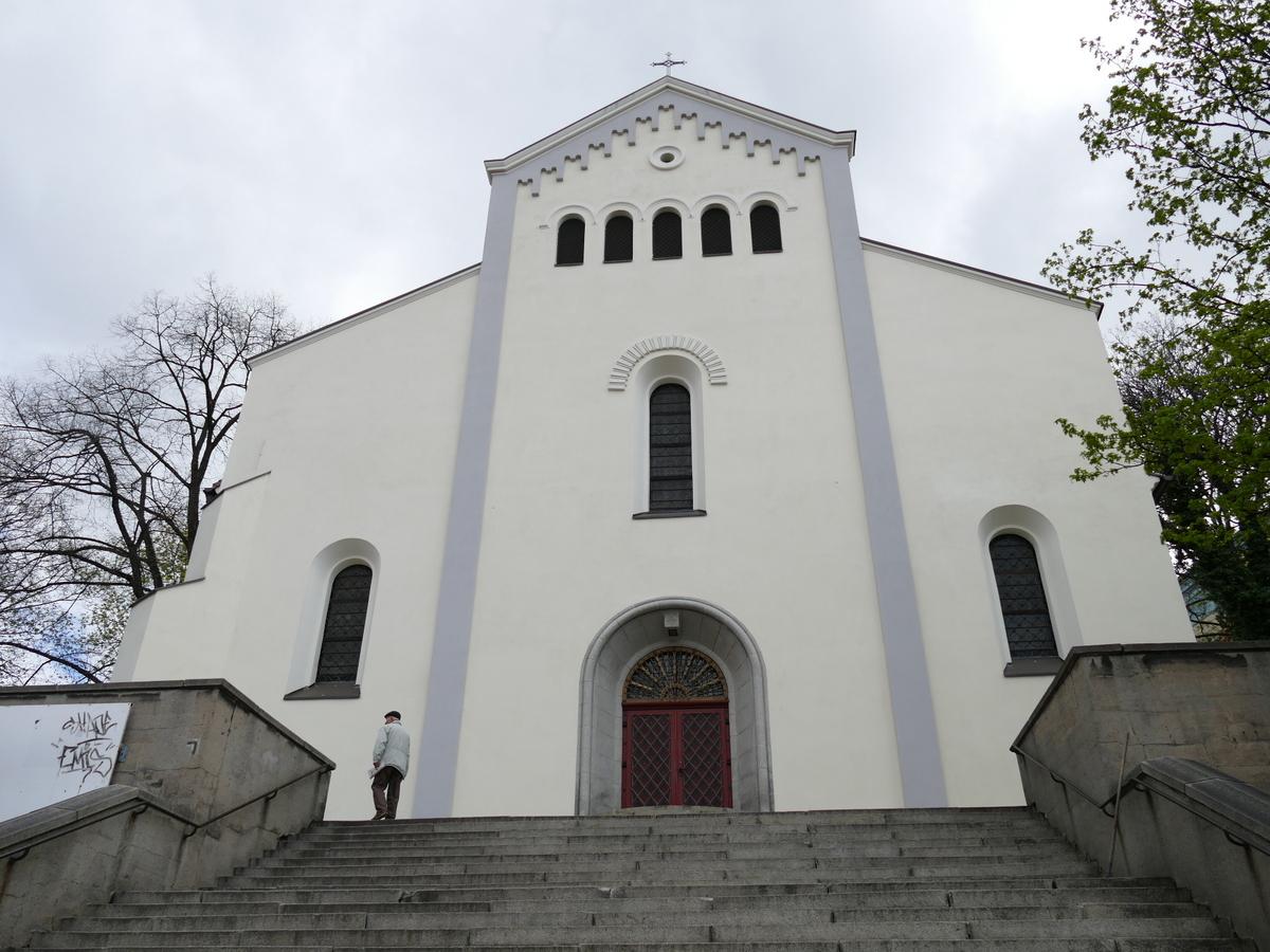 "Kościół ""Na Górce"" w Opolu [fot. Barbara Tyslik]"