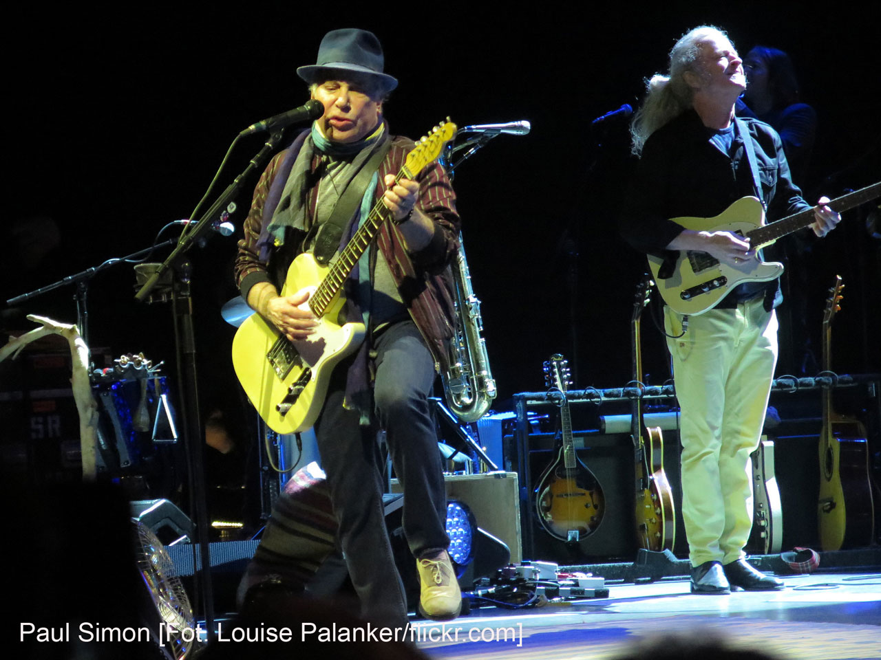 Paul Simon [Fot. Louise Palanker/flickr.com]