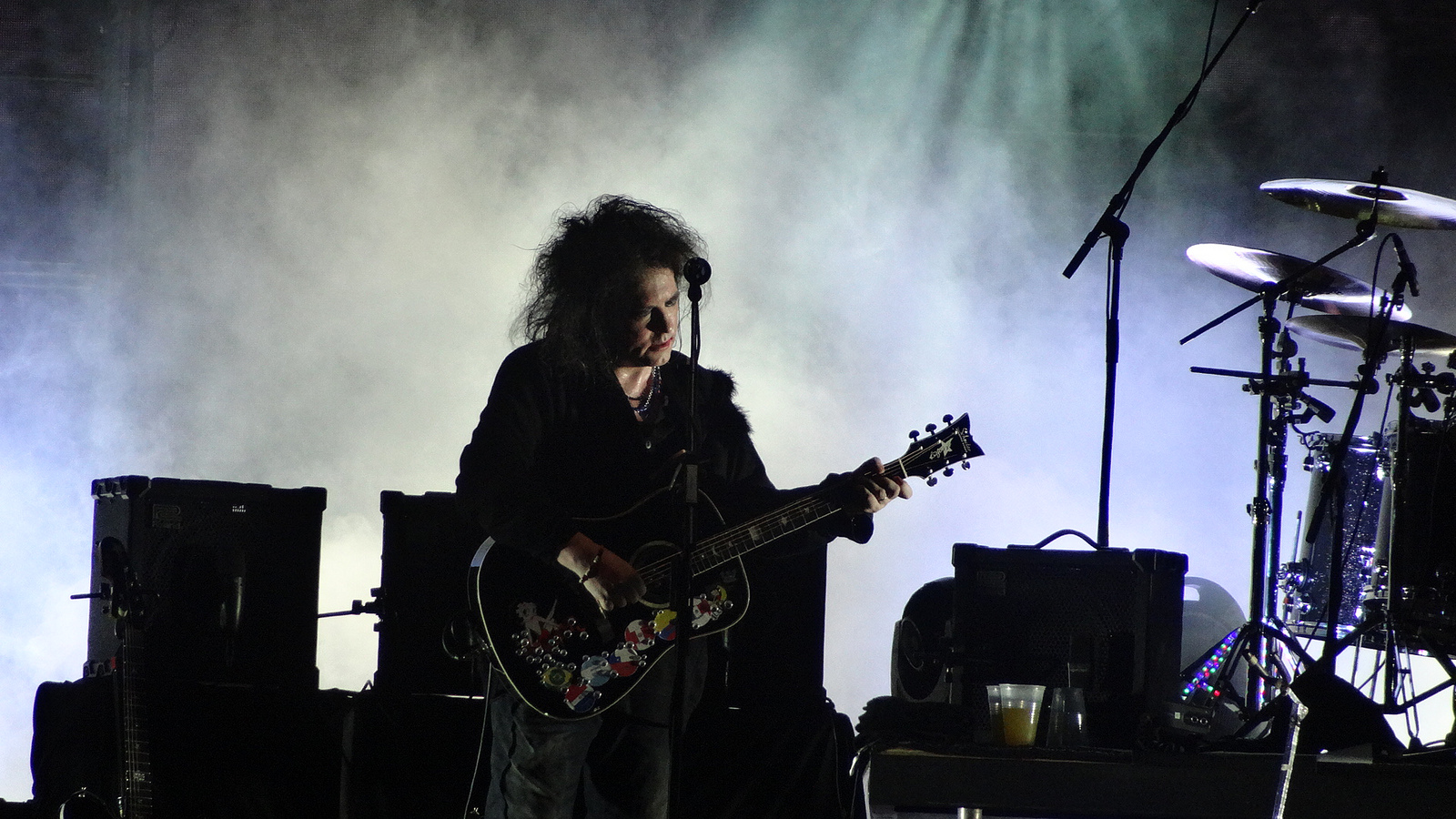 Robert Smith [Fot. Carlos Varela/flickr.com]