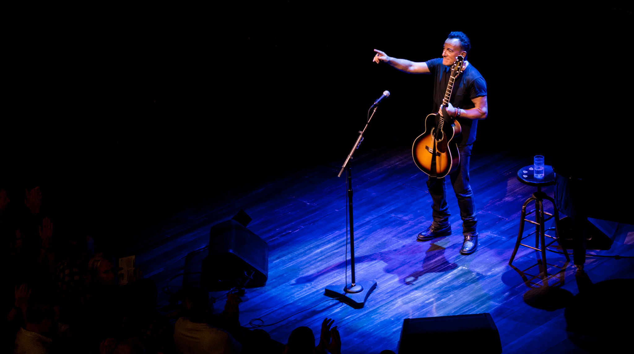 Bruce Springsteen [Fot. Raph PH/flickr.com]