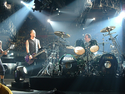 [Metallica, fot. Tony/flickr.com]