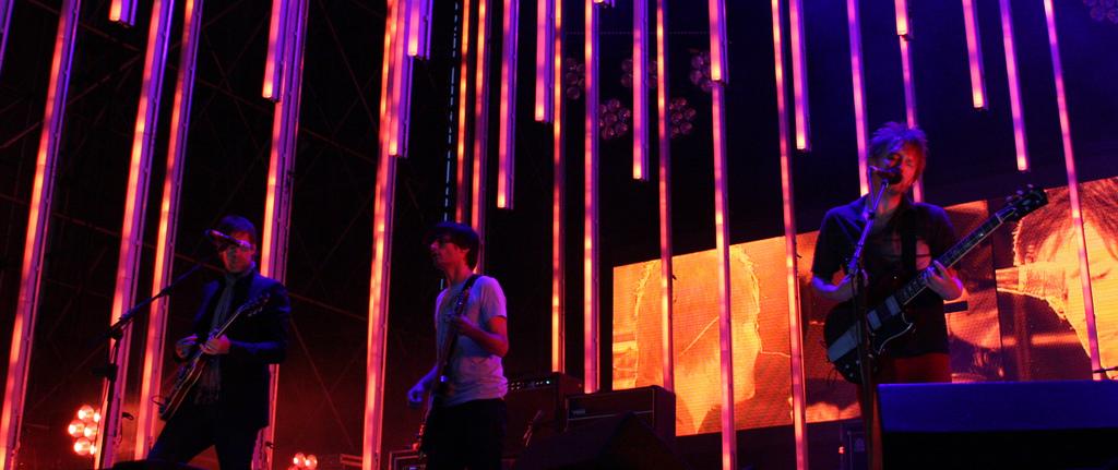 Koncert Radiohead w Barcelonie 12.06.2008. [Fot. Alterna 2/flickr.com]