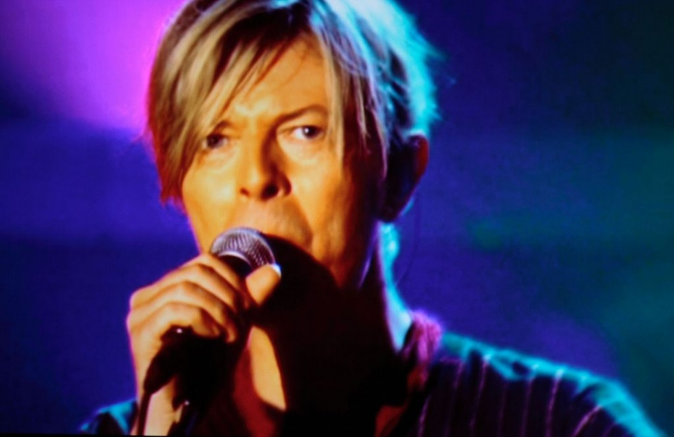David Bowie [fot. Rosana Prada/ flickr.com]