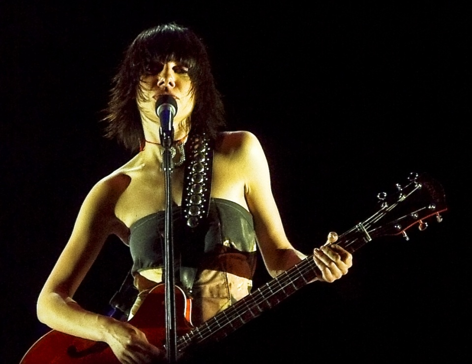 [PJ Harvey/flickr.com]