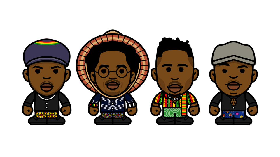 A Tribe Called Quest [materiały artystów]