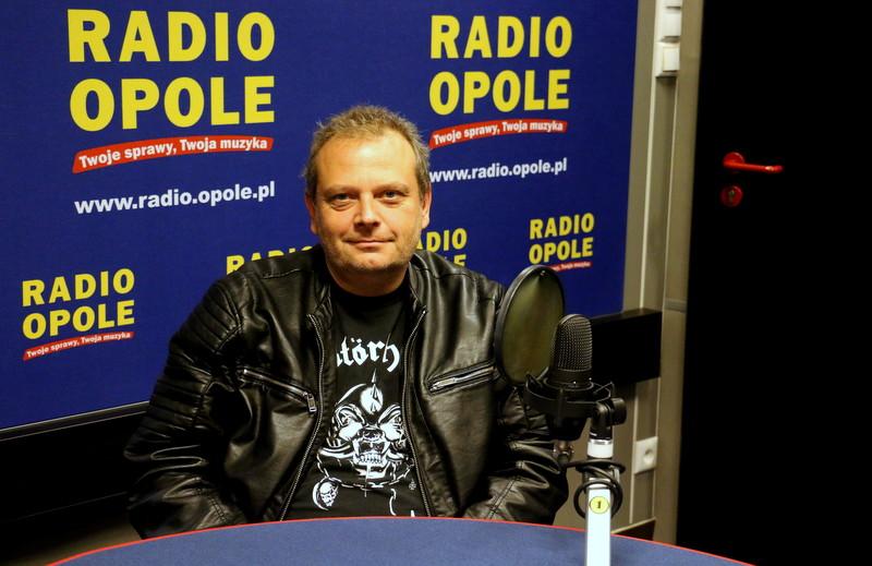 Leszek Gnoiński [fot. Agnieszak Lubczańska]