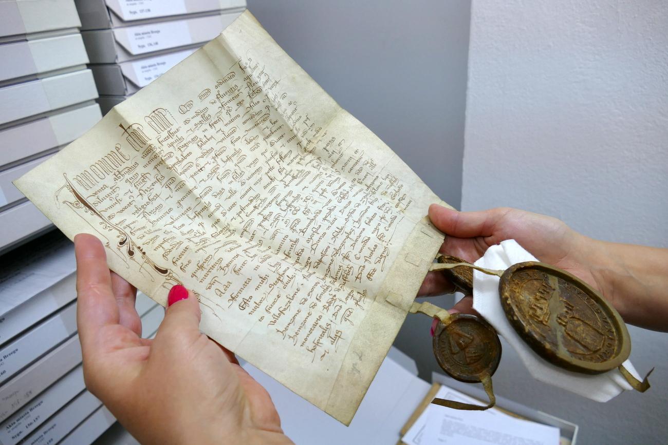 Archiwum Państwowe w Opolu zaprasza na wirtualne zwiedzanie swoich magazynów
