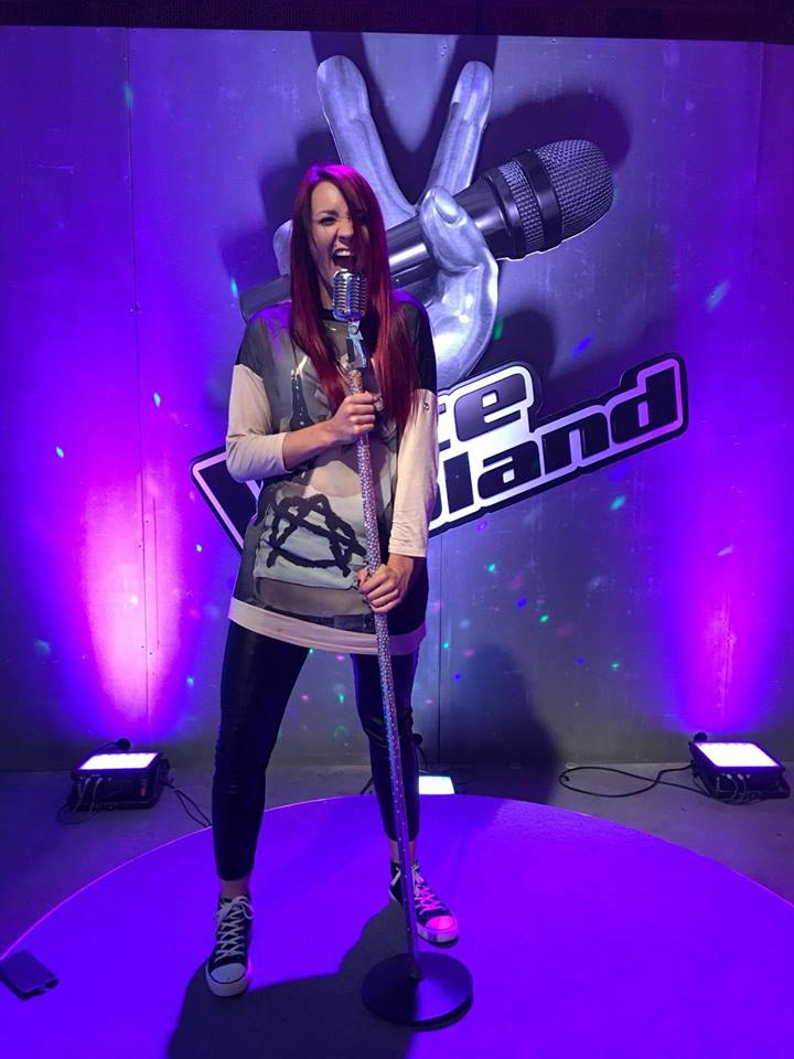 Natalia Rygiel w programie The Voice of Poland