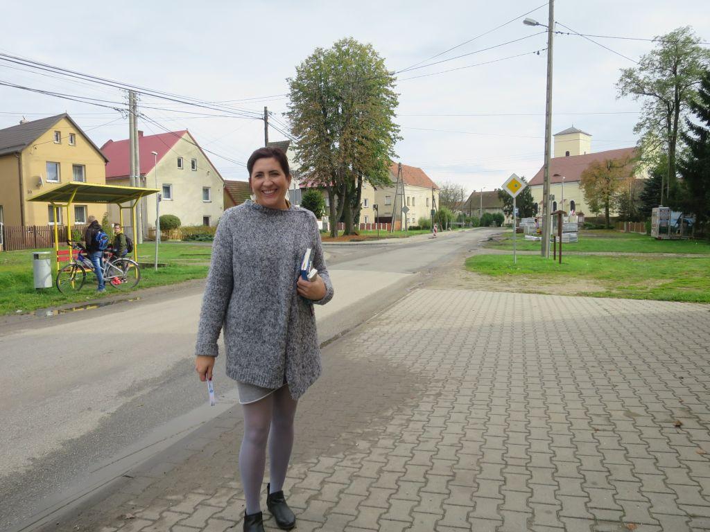 Joanna Piwowarczyk [fot. Dorota Kłonowska]