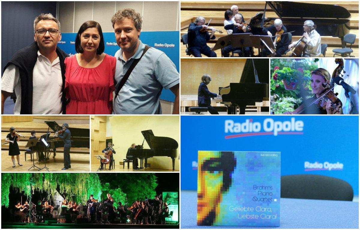 Garść wspomnień z jubileuszowej odsłony Międzynarodowego Kursu Muzycznego w Opolu © [fot. Małgorzata Ślusarczyk]