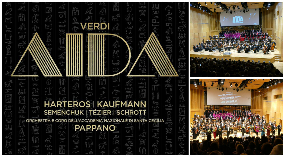 """""""Aida"""" na bis - opera w filharmonii i opera w radiu © [fot. Małgorzata Ślusarczyk]"""