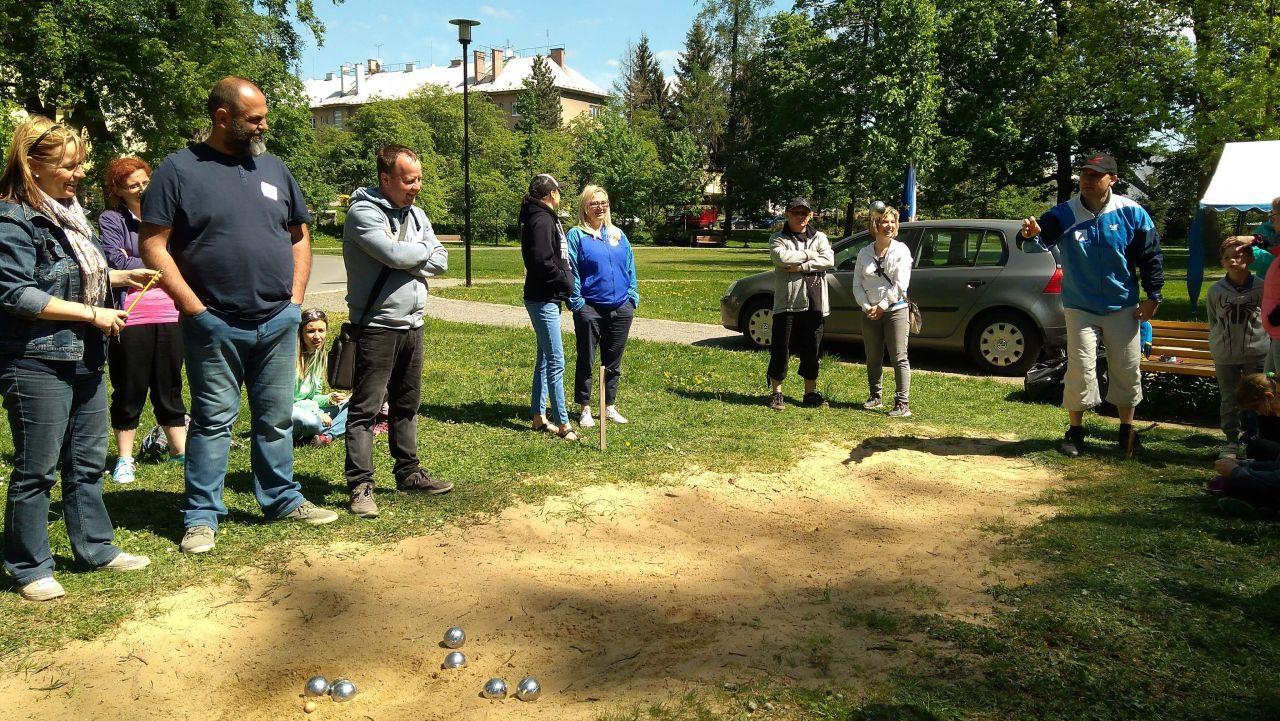 Turniej petanque i wyjazd turystyczny na Uhyrsky Vyrh [fot. Prudnicki Ośrodek Kultury]
