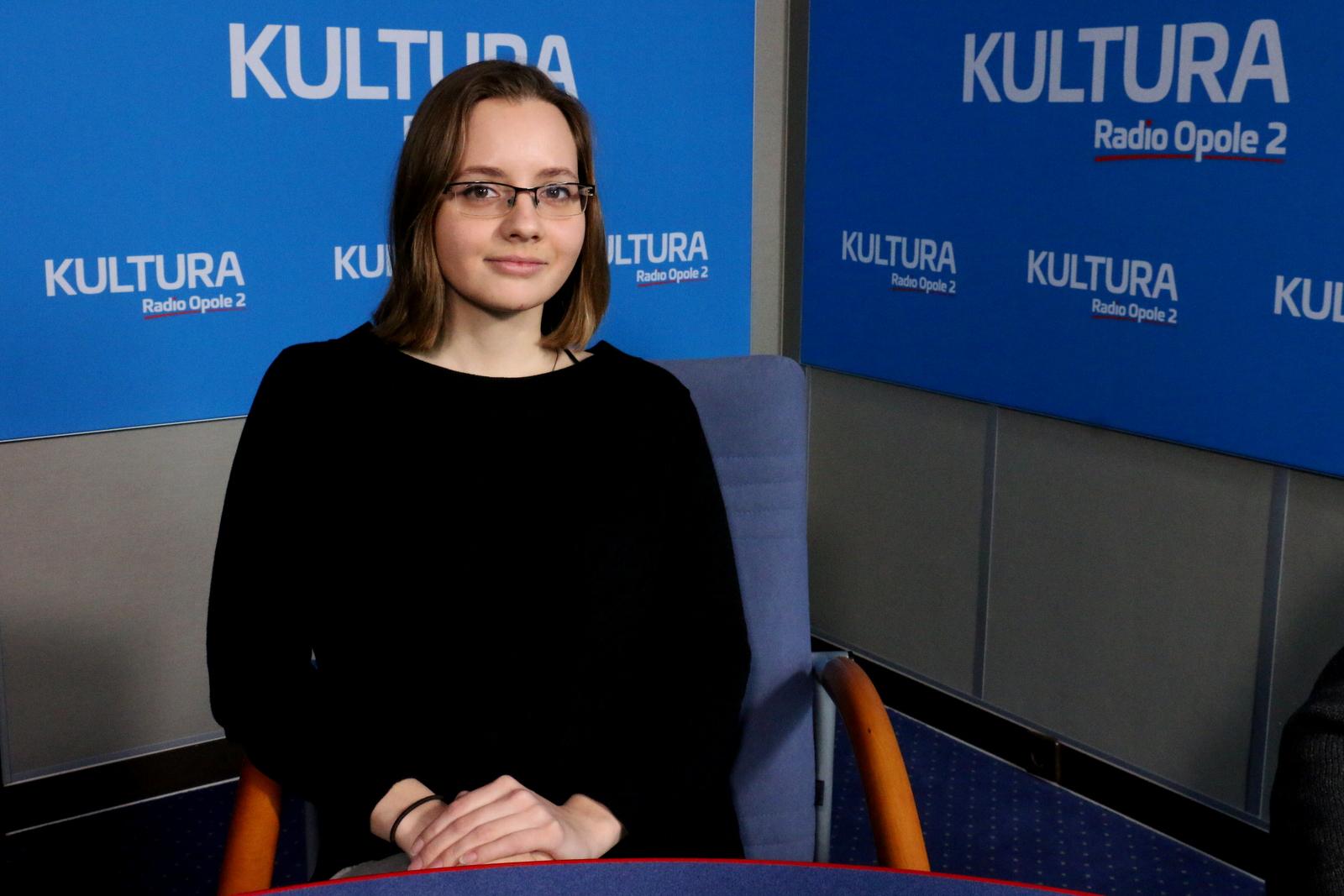 Patrycja Kostyra [fot. Agnieszka Lubczańska]