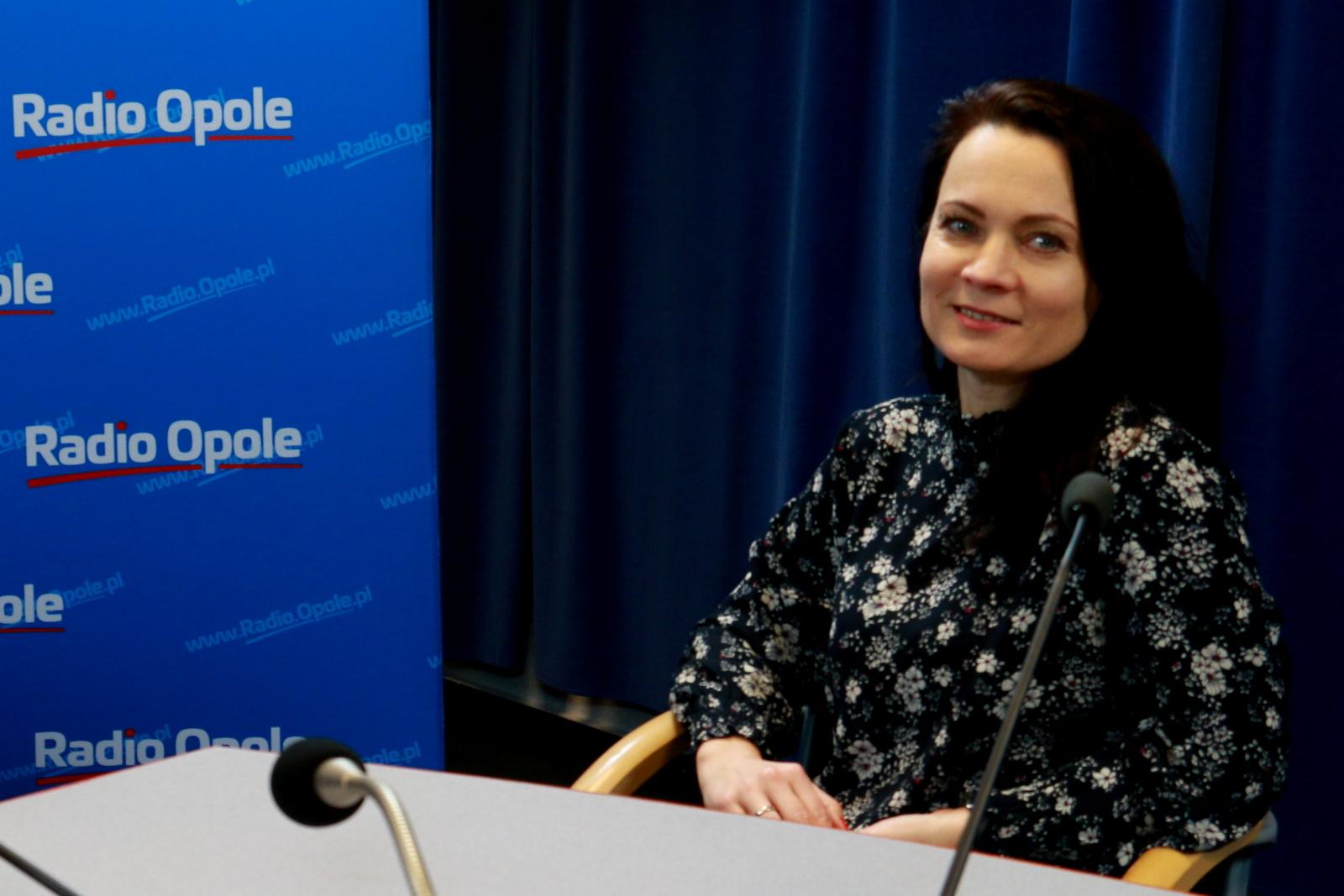 Dr Joanna Wawrzyniak [fot. Agnieszka Lubczańska]