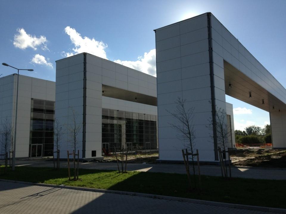 Centrum Wystawienniczo-Kongresowe w Opolu [fot. CWK]