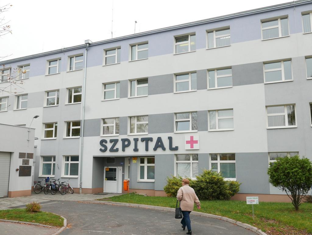 Krapkowickie Centrum Zdrowia [fot. Witold Wośtak]