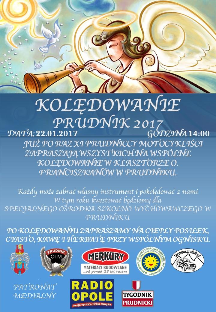 Kolędowanie z akcją charytatywną na rzecz dzieci z ośrodka opiekuńczo wychowawczego w Prudniku już w niedzielę (22.01)
