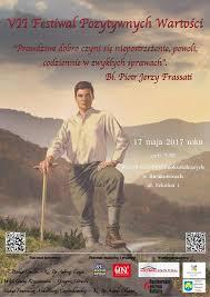 VII Festiwal Pozytywnych Wartości w Bieńkowicachodbędzie się 17 maja - zapisy trwają