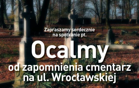 Poznaj portal i publikację o cmentarzu na ul. Wrocławskiej w Opolu