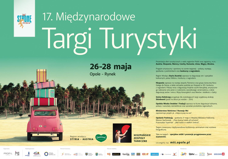 Międzynarodowe Targi Turystyki już wkrótce w Opolu