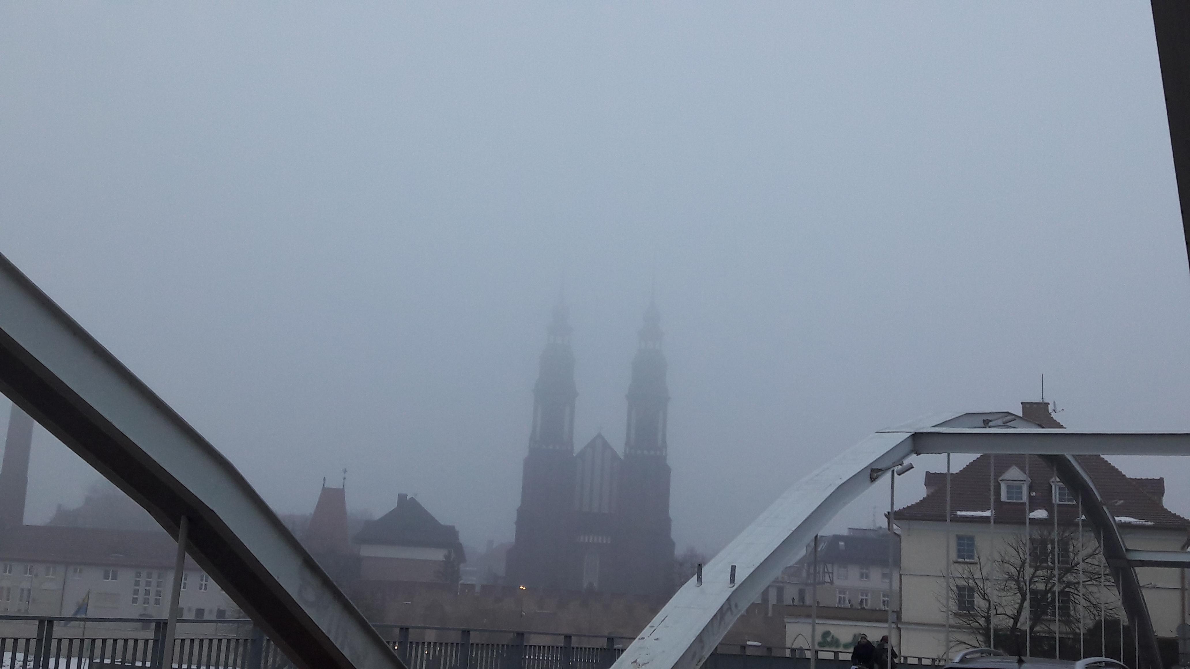 Smog w Opolu [fot. Aneta Skomorowska-Kobza]