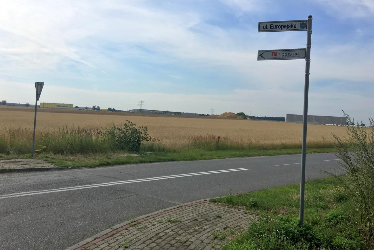Pod Sieroniowicami w gminie Ujazd powstanie duże centrum dystrybucyjne