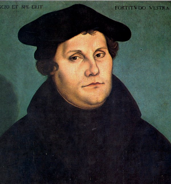 Martin Luther, 1529 [fot. https://pl.wikipedia.org/wiki/Marcin_Luter]