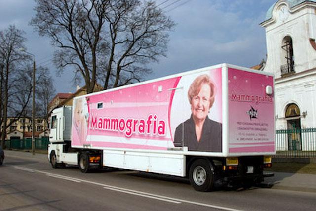 mammobus [fot. MammoBus.pl]
