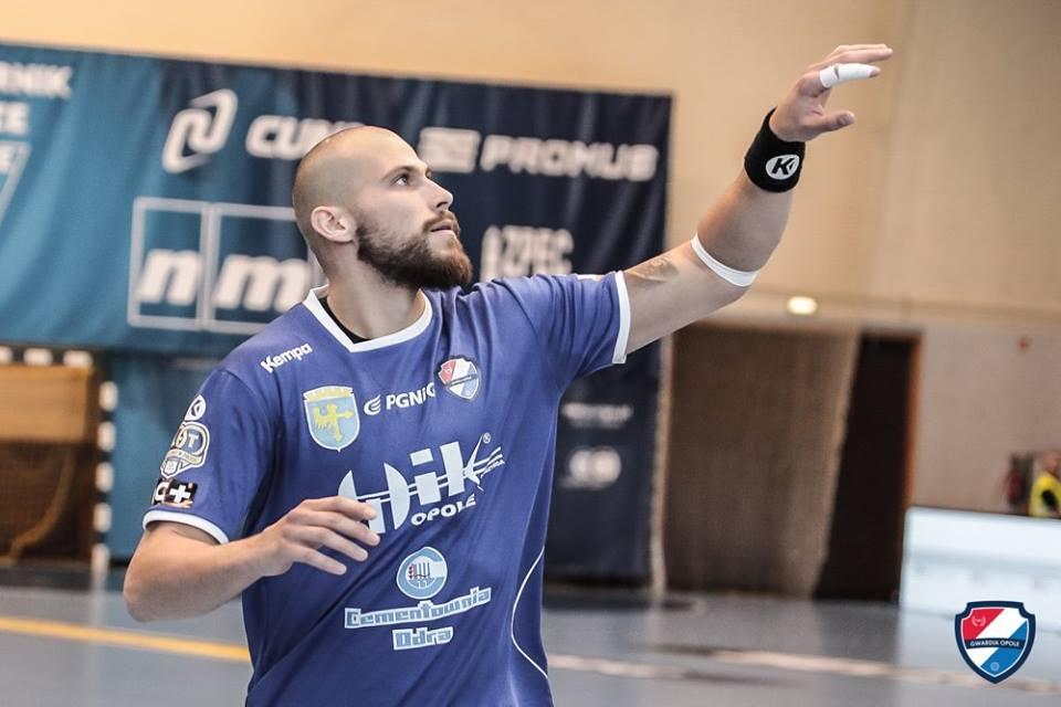 Piłka ręczna: Przemysław Zadura zostaje w Gwardii