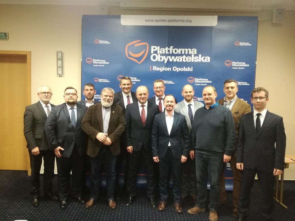 Wybrano Władze Platformy Obywatelskiej W Regionie Radio Opole