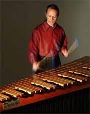 Na festiwalu pojawi się także m.in. marimbafonista Mark Ford [fot, materiały organizatora]