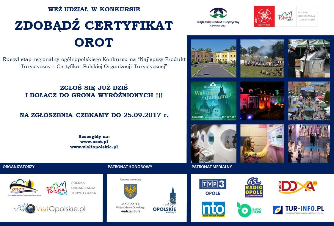 Zdobądź Certyfikat OROT – zgłoszenia przyjmowane są do 25 września